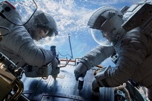 "Image du film ""Gravity"""