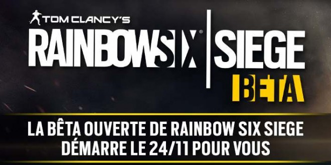 beta de rainbow six siege