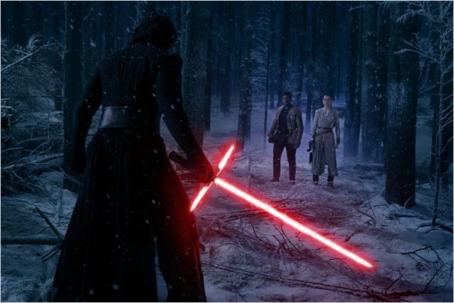 Star Wars 7 et Kylo Ren