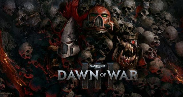dawn of war 3 annonce