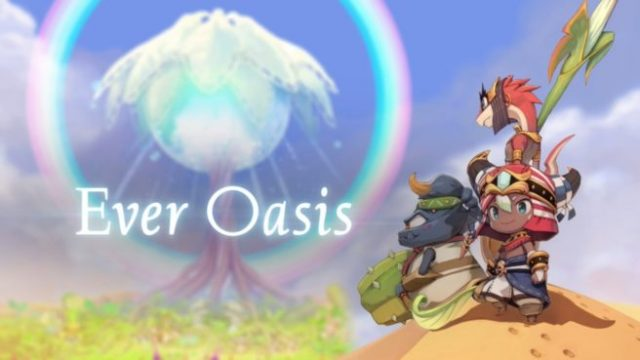 Ever Oasis sur 3DS