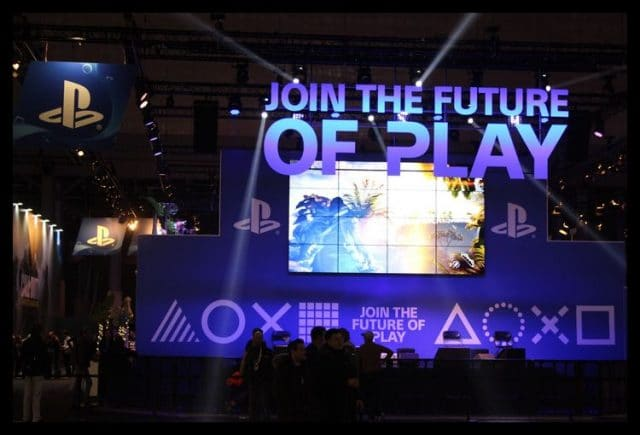 Stand Playstation PGW 2016