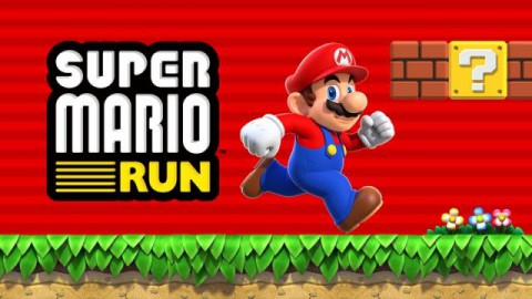 Super mario run est sorti sur iphone
