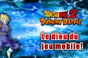 dokkan battle, le dieu du jeu mobile